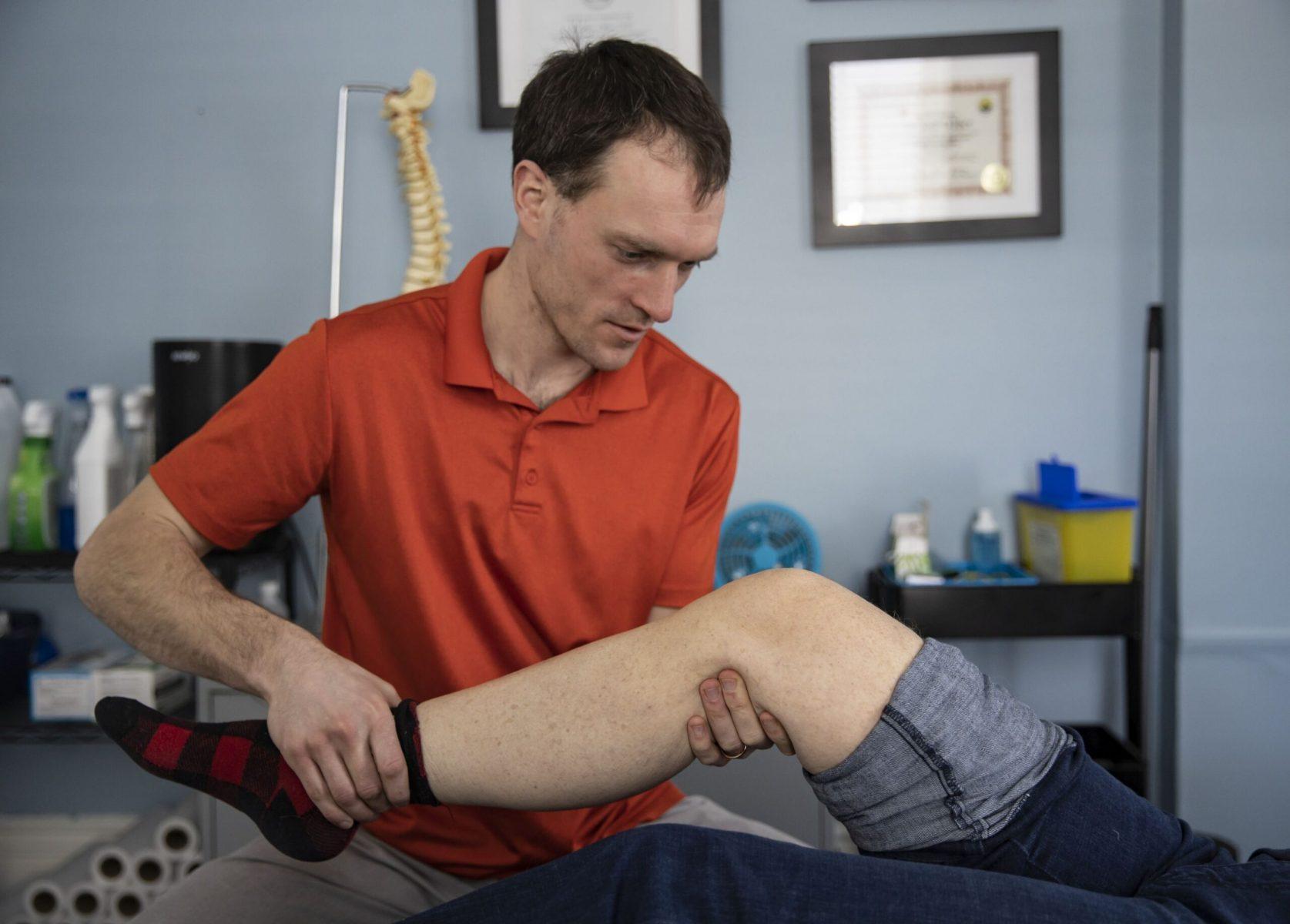 Assessment of knee