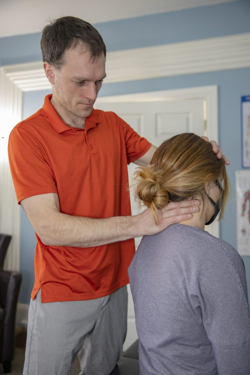 Seated Assessment of Spine